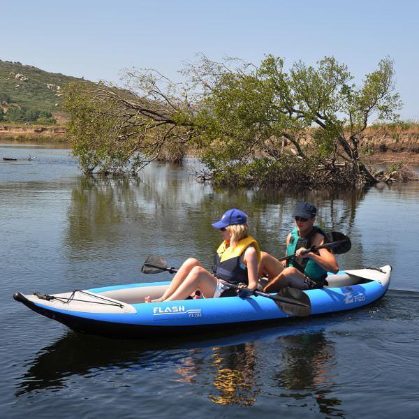 Solstice Trekker 2 Person Inflatable Kayak